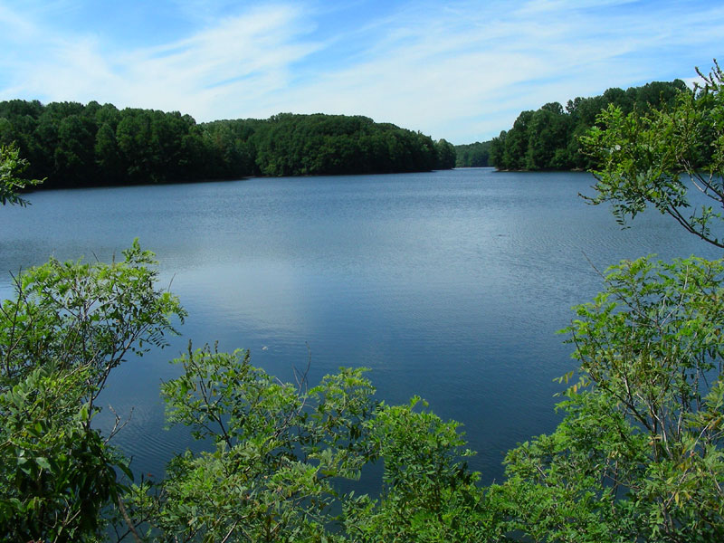 Hoopes reservoir, July 2007